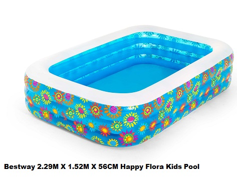 bestway-229m-x-152m-x-56cm-happy-flora-kids-pool-54120-winter-madness