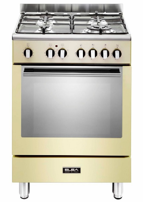 elba-fusion-60cm-4-burner-gas-stove-with-multi-function-electric-oven