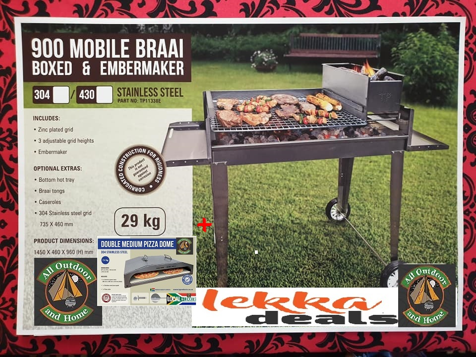 tp-combo--a-mobile-900-braai-with-a-double-pizza-dome-at-a-great-price-