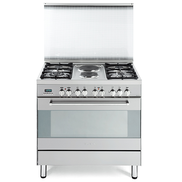 elba-excellence-90cm-gaselectric-stain-less-steel-or-black-cooker-9s4ex737-