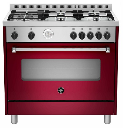 la-germania-americana-90cm-full-gas-oven-&amp-gas-grill--stainless-steel-ams-95c81