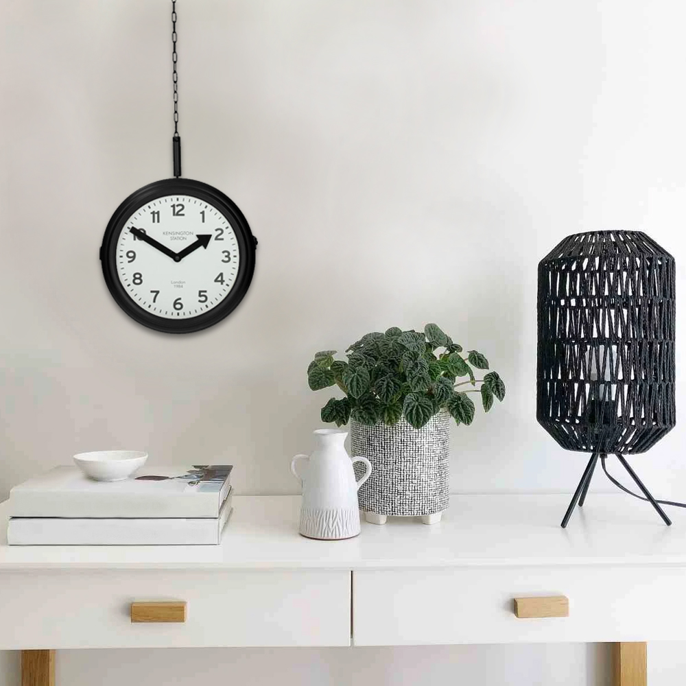 hanging-clock-metal-double-sided-30x10cm-with-chain-and-hook-c37163110