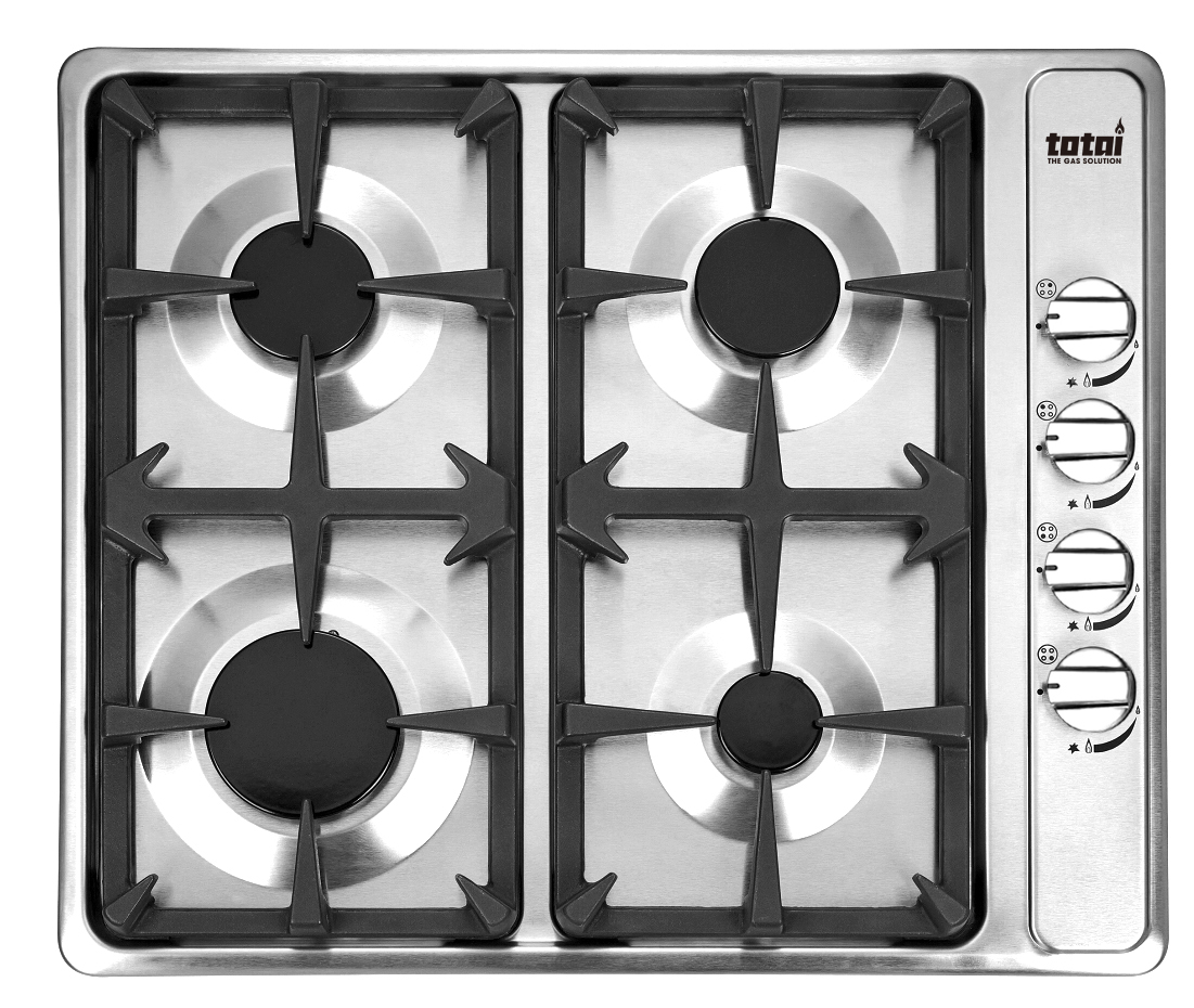 totai-4bnr-gas-hob-with-cast-iron-grids-26totg4502cb