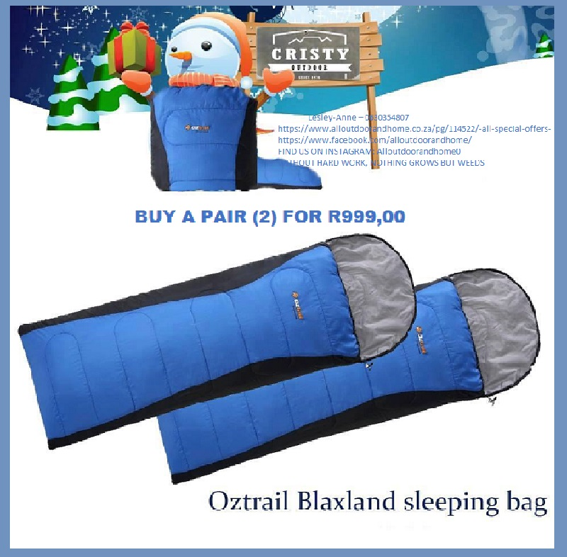 blaxland-hooded-5c-sleeping-bag-sbh-blh-c-	a-pair-2-for-r99900
