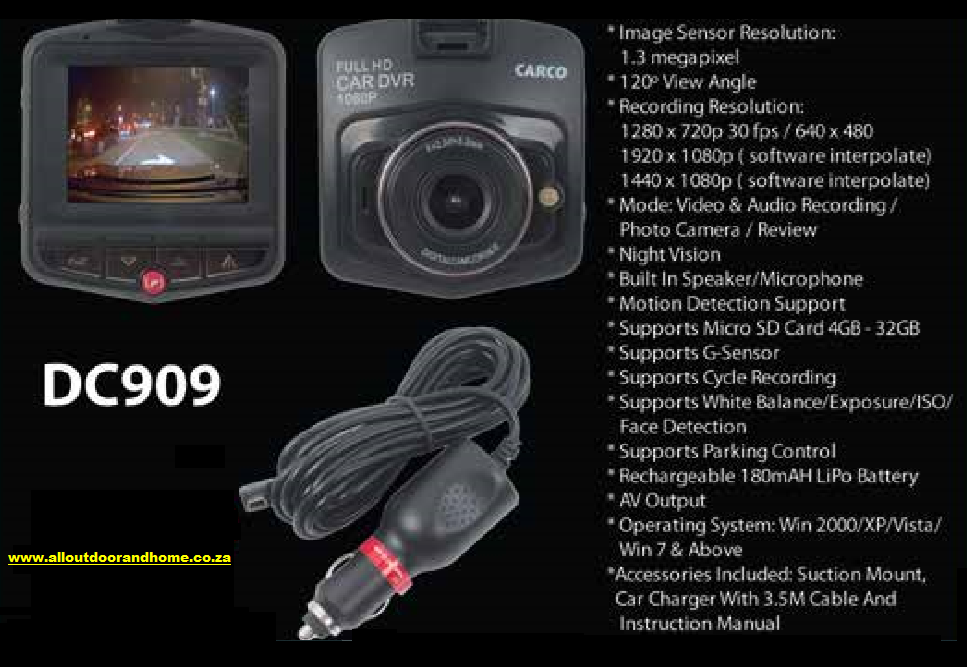 dash-cam-carco-hd-22-inch-screendc-909-
