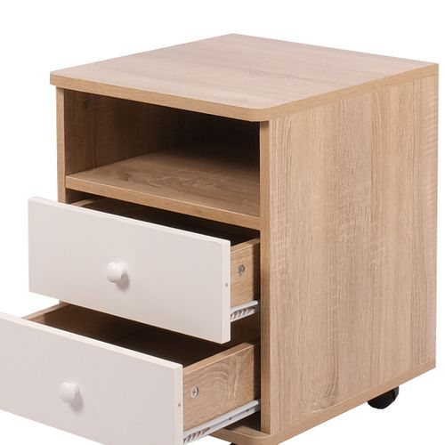turin-2-drawer-&amp-shelf-bedside-table-kfp-tbt12