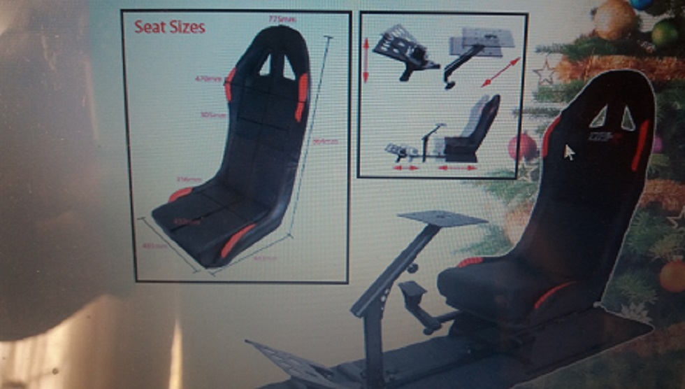 f1-gaming-seat-for-psbox-r200-courier-in-sa