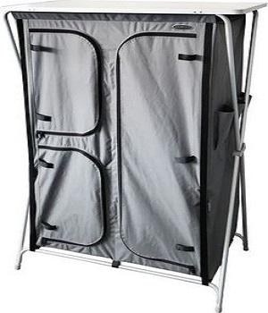 leisure-quip-foldaway-4-shelf-cupboard-with-hanging-space--grey-8318