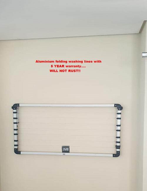 aluminium-folding-washing-lines-with-5-year-warranty-------will-not-rust!!