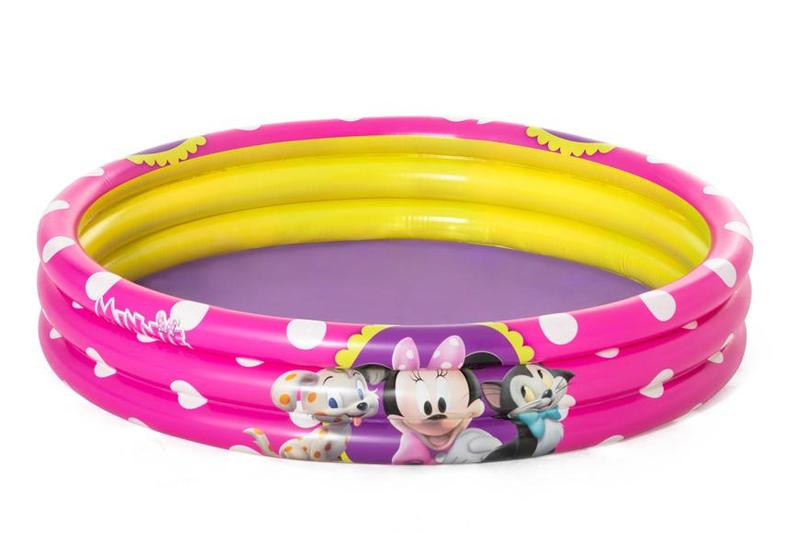 bestway-3-ring-pool-minnie-mouse-91079