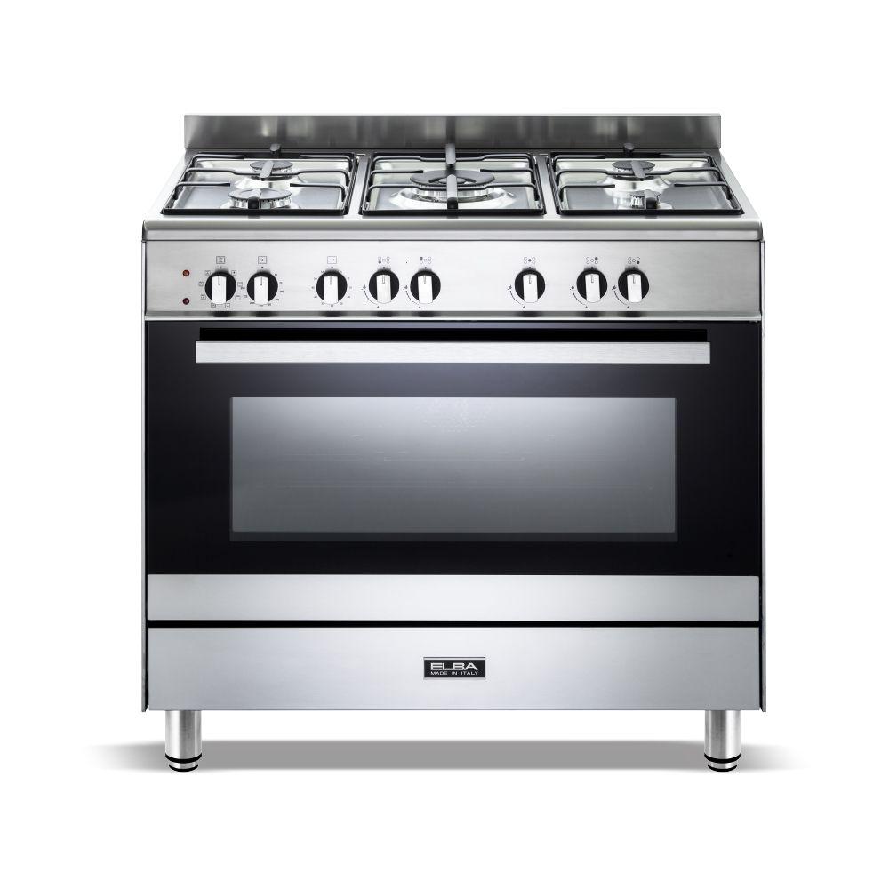 elba-90cm-classic-cooker-5-gas-electric-9cx827n
