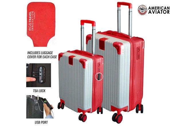 berlin-&ndash-2-pc-luggage-set-
