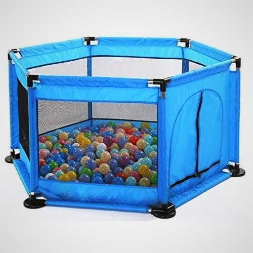 baby-playpen-fence-with-balls--assorted-colours