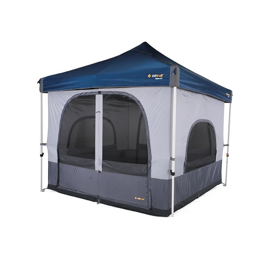 winter-combo-oztrail-deluxe-gazebo-hydr0-flo-design-3m-x-3m--gazebo-30-tent-inner-kit-blue-only-6-available!!!