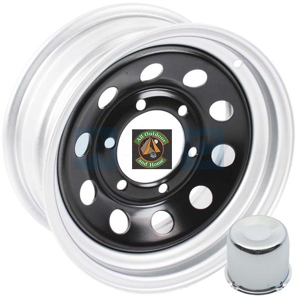 rim-silverblk-14x66x140pcd-with-rivets-r3-1420sb