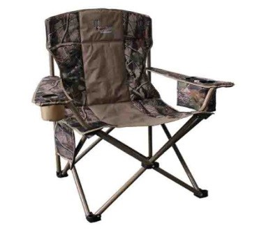 afritrail-wildebeest-camo-padded-chair-with-cooler-bag---150kg