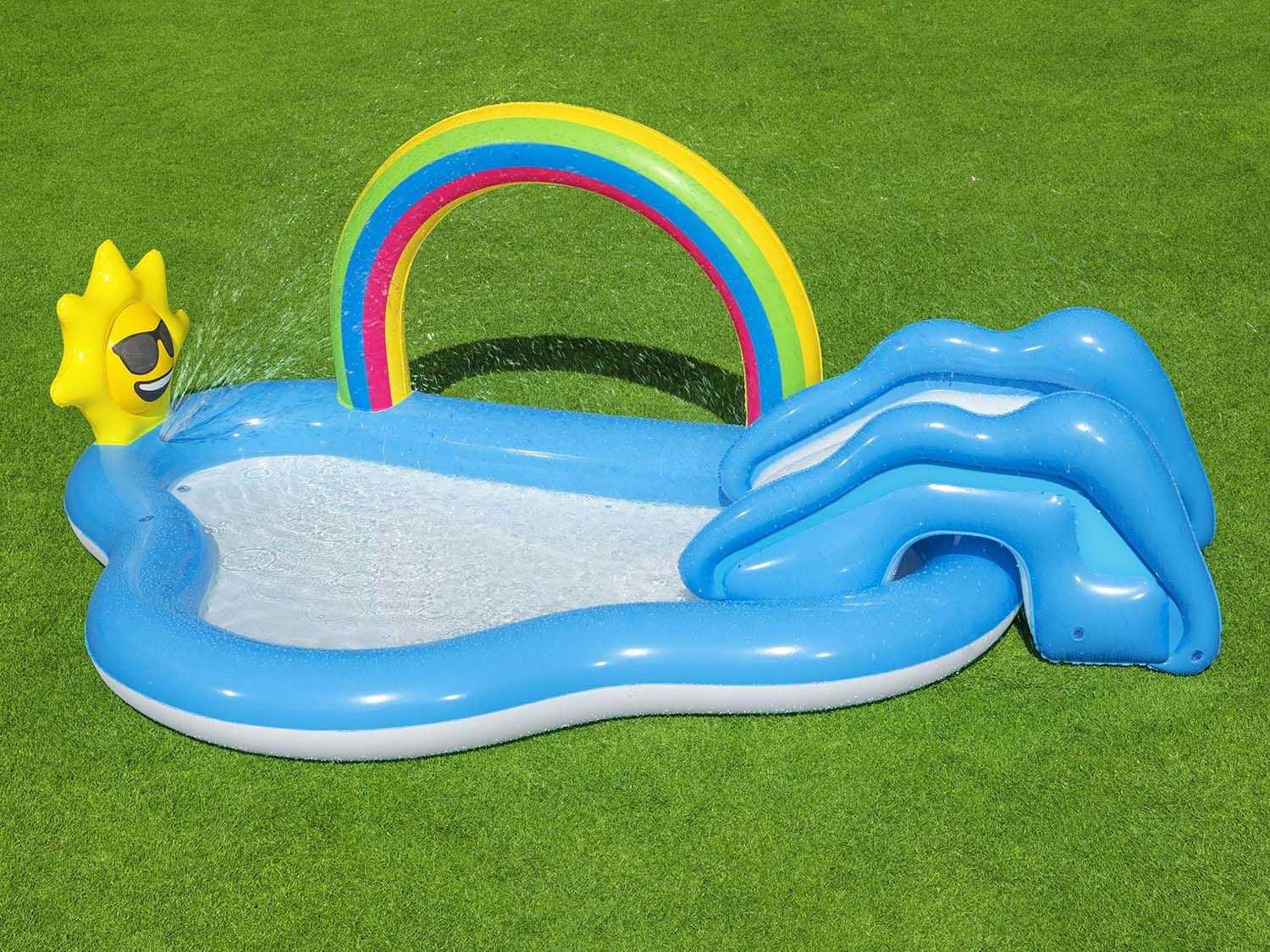 bestway-rainbow-n&rsquo-shine-pool-and-play-centre-&ndash-53092