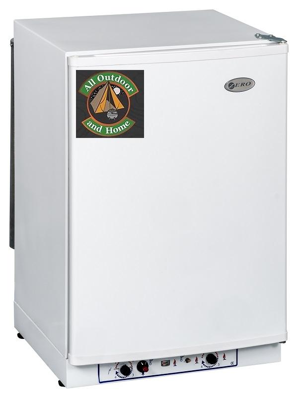 zero-gaselectric-cr100-gas-upright-refrigerator