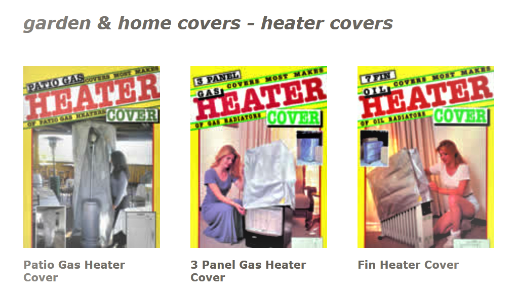 gas-heater-covers