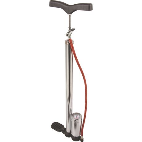 moto-quip--chrome-hand-pump-with-booster-&amp-gauge-mq7204