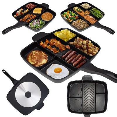 die-cast-aluminium-with-a-double-non-stick-5-division-breakfast-pan