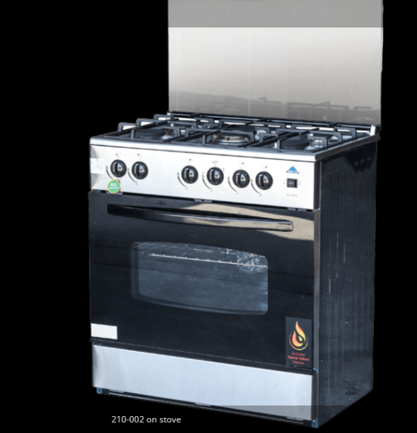 the-delta-stainless-steel-5-burner-gas-stove-with-gas-oven-