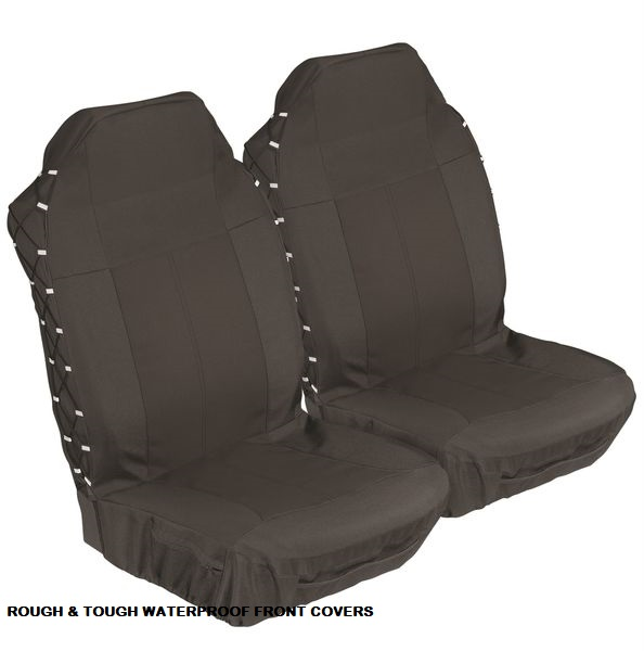 seat-covers-4x24-universal-front-black-waterproof-	s14-720b